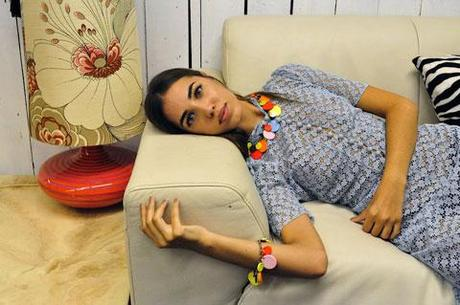 Amber Le Bon, fashion's new muse