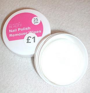 Primark Beauty Nail Polish Remover