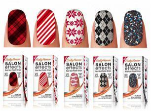 Spread The Holiday Cheer Starting With Your Manicure!