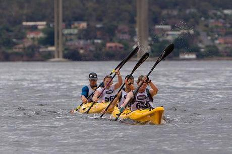 Local Team Wins 2011 Mark Webber Tasmania Challenge