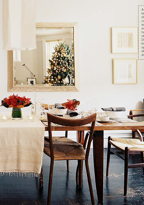 Ready or not, Christmas is coming - some easy decorating ideas for those with little time or motivation to decorate for the holidays