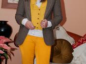 Tweed Ruffle