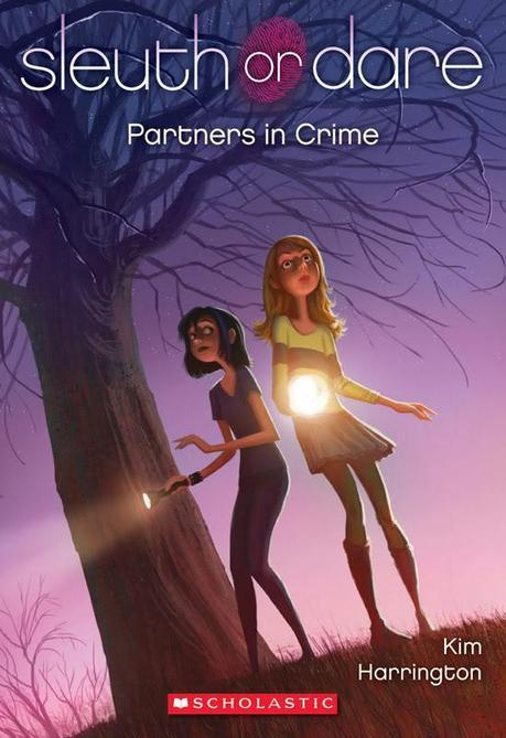 Partners in Crime (Sleuth or Dare #1) by Kim Harrington