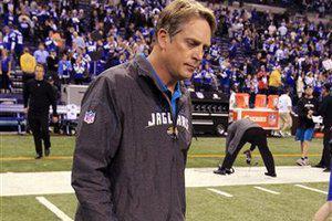 Jacksonville Jaguars Fire Jack Del Rio; It's About Time...