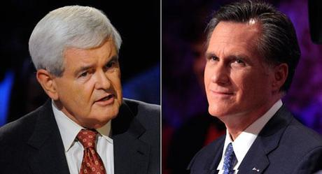 The latest Wall Street Journal / NBC News poll released this week shows that the majority of GOP voters would be more likely to back Newt Gingrich than Mitt Romney