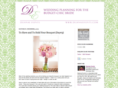 10 More Top Wedding Blogs You Should Know About