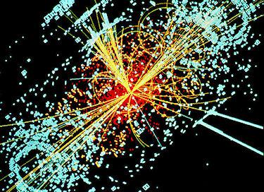 Higgs Boson May Have Been Glimpsed