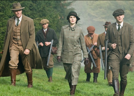 Six things you need to know about the Downton Abbey Christmas special