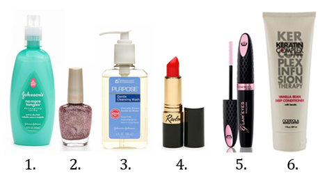Favorite beauty products: drugstore edition