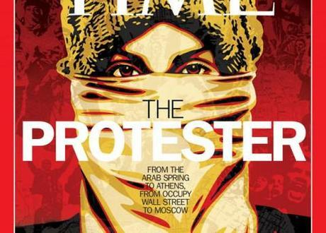 'The Protester' is Time's Person of the Year. Lame or astute choice?