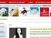 Journee Star Angela Gheorghiu @Radio Classique,