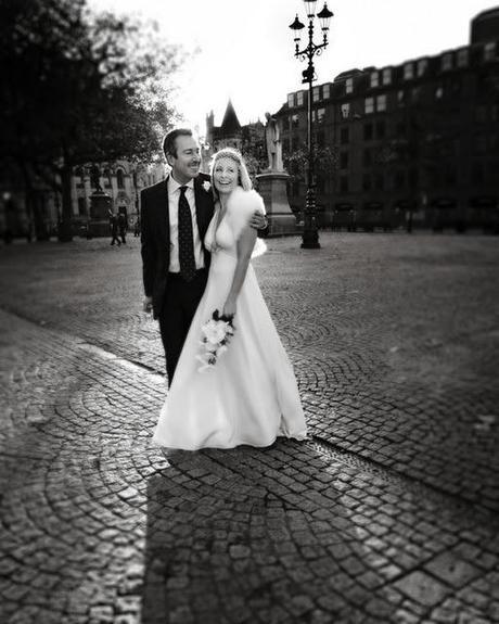 {An Urban Wedding}