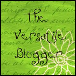 the versatile blogger awards