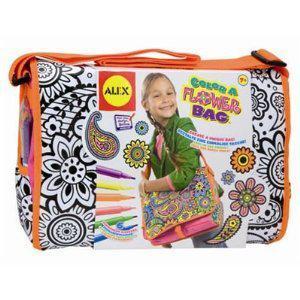 Alex Color A Flower Bag