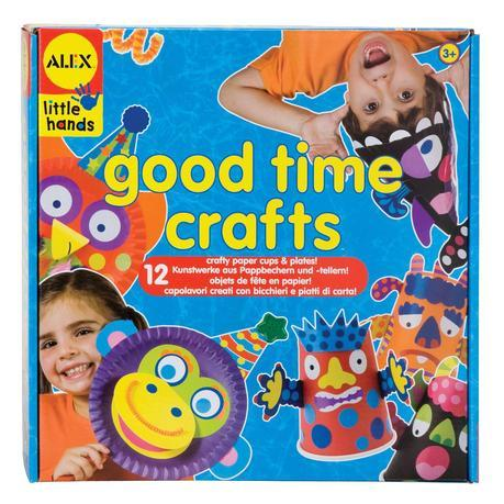 50% off select kids' crafts by ALEX Toys + How to Make A Flibber