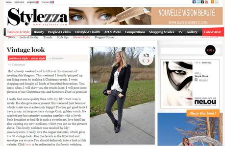 Featured by Stylezza.com