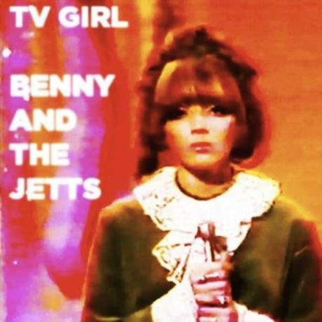 tv girl benny and the jets ep cover art TOP 15 EPS/7 OF 2011