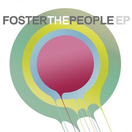 foster the people ep cover art TOP 15 EPS/7 OF 2011