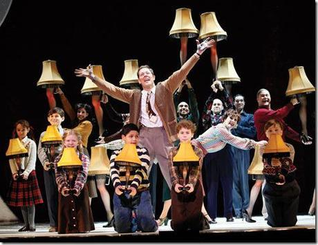 Review: A Christmas Story the Musical!  (Chicago Theatre)