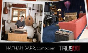 Nathan Barr (composer from HBO's True Blood) eBay Auction