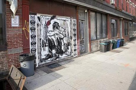 Faile — New Brooklyn Mural