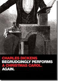Review: Charles Dickens Begrudgingly… (The Building Stage)