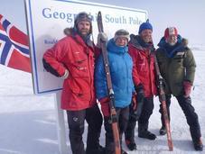 Antarctica 2011: Milestones