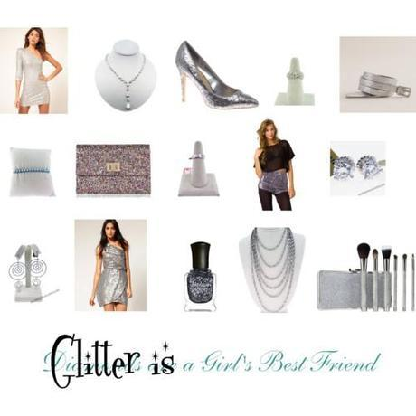 Glitter is a Girl's Best Friend
