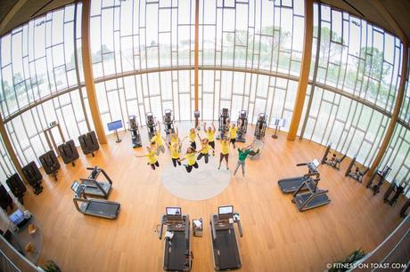 Fitness On Toast Faya Blog Girl Gym Healthy Workout Nutrition Fashion Training Sport Technogym Italy Wellness Campus Mywellness Lifestyle Treadmill Cross Trainer Weights Blogger Trip Machines Italy Cesena Bologna Travel-9