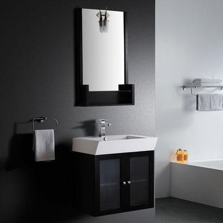 Morris Contemporary Bathroom Vanity
