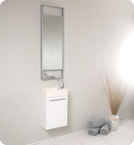 Pulito Shallow Floating Vanity