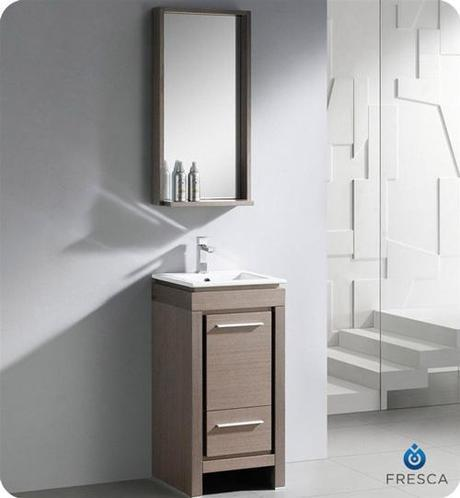 Allier Shallow Vanity