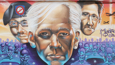 Larger image of the mural