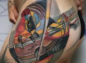 Peter Aurisch Tattoos
