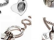 Fingerprint Jewellery Reflects Uniqueness with Style