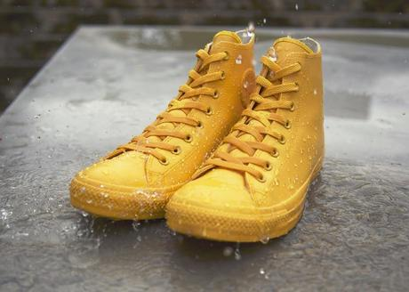 Walking In The Rain, With Good Reason:  Converse Chuck Taylor All Rubber Collection