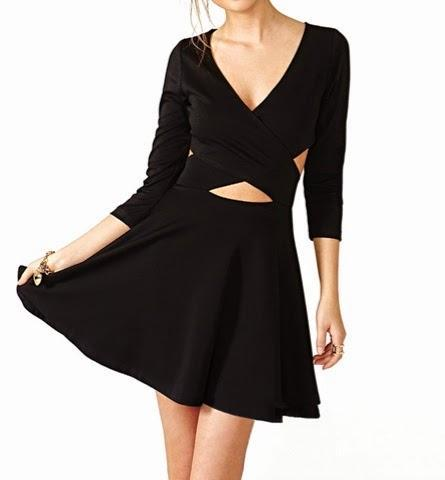 Trend Alert: LBD (Little Black Dress)