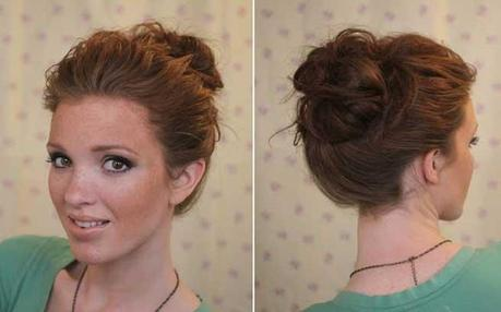 Brilliant Hairstyle For Bad Hair Days Short Hair Fashions Short Hairstyles Gunalazisus