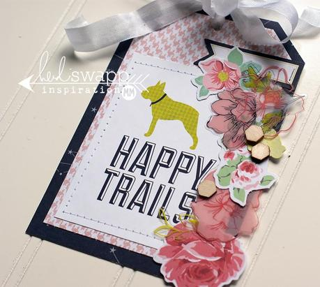 the brand new Heidi Swapp collection...September Skies PLUS Scrapbook Generation Magazine!