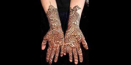 Most Uncommon Rajasthani Mehndi Designs