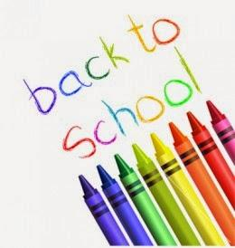Back to school do not forget to...few tips for you.
