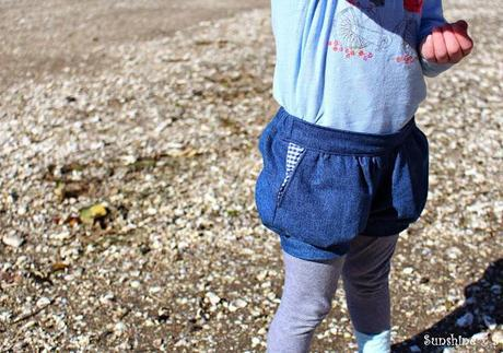 Show & Tell: Pixie Shorts for Elfen Treasures