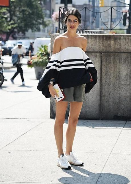 Style Right Now 20 Street Style Looks From New York Fashion Week Spring 2015 Paperblog