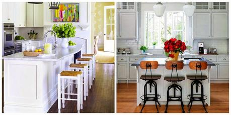 House & Home : Kitchen Bars & Stools
