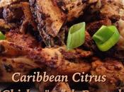 "VeganMoFo Vegan Products Love Beyond Meat Caribbean Citrus ""Chicken"" Recipe"