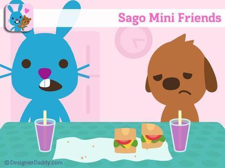 Designer Daddy - Sago Mini Friends