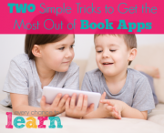 Two Simple Tricks to Get the Most Out of Book Apps