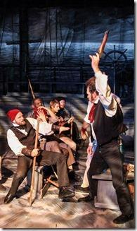 Review: The Whaleship Essex (Shattered Globe Theatre)