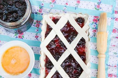 Blackberry pastry recipe 3