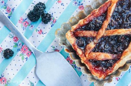 Blackberry pastry recipe 5
